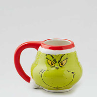 BMT Ceramic Grinch Mug, Multi
