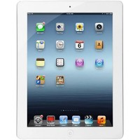 Apple iPad (4th Generation) - Wi-Fi - 32 GB - White - 9.7""