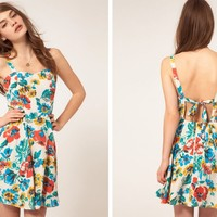floral dresses - Google Search