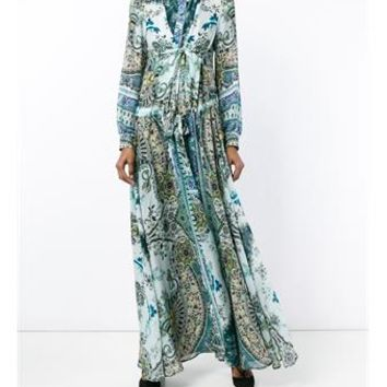 ETRO | Paisley Print Maxi Dress | Womenswear | Browns Fashion