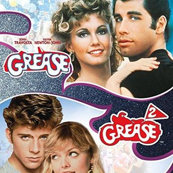 John Travolta - Grease 2 Movie Collection