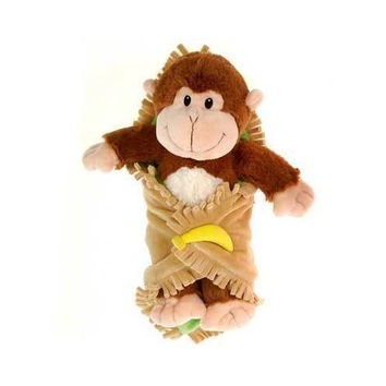 "Blanket Babies - 11"" Monkey In"