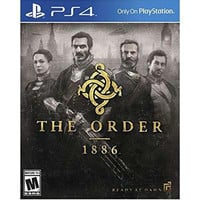 The Order: 1886 PS4 Video Game