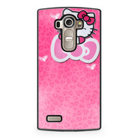 Cute Hello Kitty LG G4 Case