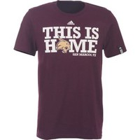 Academy - adidas Men's Texas State University Home Schooled T-shirt