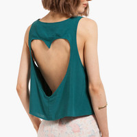 Back That Heart Up Tank $26