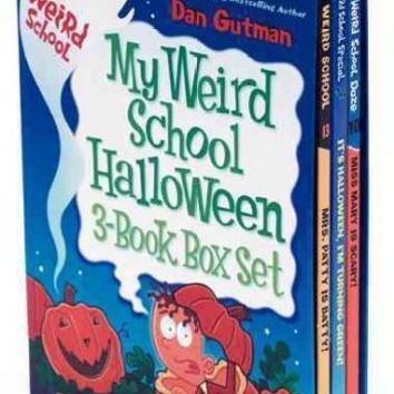 My Weird School Halloween Box Set: It's Halloween, I'm Turning Green! / Mrs. Patty Is Batty / Miss Mary Is Scary (My Weird School)
