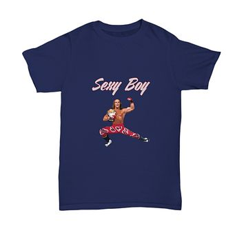 Sexy Boy Shawn Michaels Wrestling Champion T-Shirt