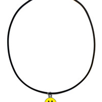 Smiley Face Choker