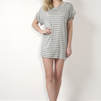Jac Parker Lazy Day Tunic - Grey