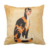 The Cat Lady PILLOW