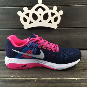 Trendsetter Nike Air Zoom Pegasus 21  Women Men Fashion Casual Sneakers Sport Shoes