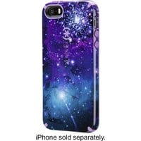 Speck - Case for Apple® iPhone® 5 and 5s - Purple/Pink