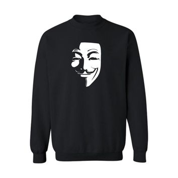 New V for Vendetta New Hoodies Men Brand Designer Mens Sweatshirt Men with Luxury Harajuku Sweatshirt Men Brand xxs-4xl