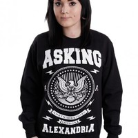 Asking Alexandria - Eagle - Sweater