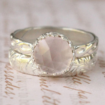 band ring with sapphire wedding white in engagement light halo and pink ctw rings htm round diamond