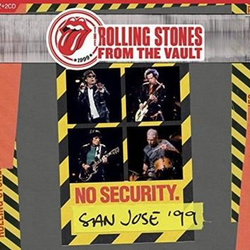 From The Vault: No Security. San Jose '99 - The Rolling Stones, CD