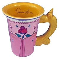 disney parks sleeping beauty princess aurora signature dress ceramic mug new