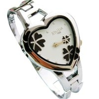 jeansian Womens Fashion Watch 3 Pins Stainless Steel New Quartz ZWA048
