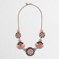 Factory blooming petal necklace - Necklaces - FactoryWomen's Jewelry - J.Crew Factory