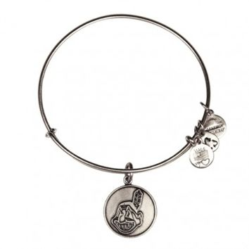 Cleveland Indians™ Cap Logo Charm Bangle