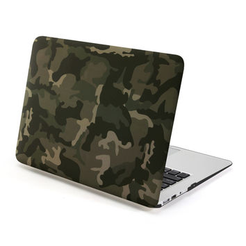 Hard Case Print Frosted (Camouflage Pattern) for 13 MacBook Air
