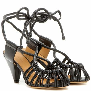 Ètoile Milly leather sandals