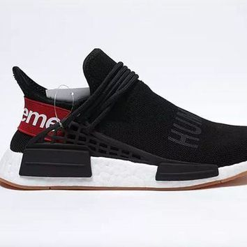 PEAPGE2 Beauty Ticks Adidas Nmd Human Race X Supreme Custom