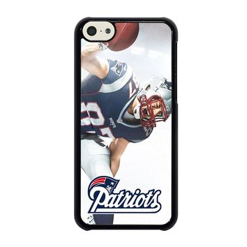 ROB GRONKOWSKI NEW ENGLAND PATRIOTS iPod Touch 6 iPhone 5C Case