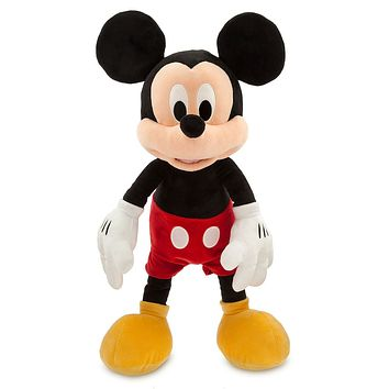 Disney Sorcerer Mickey Mouse Large Plush New with Tags