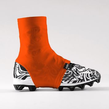Hue Orange Spats / Cleat Covers