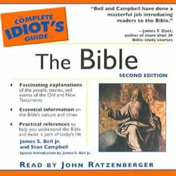 The Complete Idiot's Guide To The Bible (Complete Idiot's Guide to)