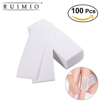 RUIMIO 2017 Women Nonwoven Epilator Wax Strip Paper Beauty Female Shaving Hair Removal Depilatory Roll Waxing Health Beauty