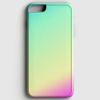 Pastel Ombre iPhone 6 Plus/6S Plus Case