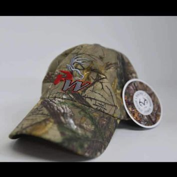 PW Realtree Camo Hat