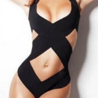 Summer fashion one-piece sexy  bikini Sexy Women swimwear Bath Swimwear -0518