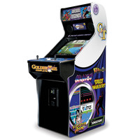 The Arcade Legends 130 Game System - Hammacher Schlemmer