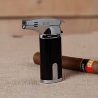 Rae Personalized Stainless Steel Torch Lighter