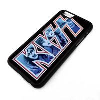 KISS Band Ace Frehley iPhone 4/4S 5/5S 5C 6 6 Plus Case Cover