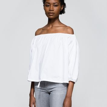 Farrow / Margot Top in Ivory