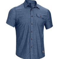 Under Armour Men's Marcom Woven Short Sleeve Shirt - Dick's Sporting Goods