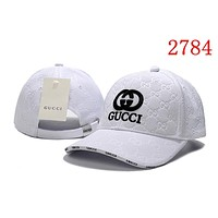 Womens Mens GG Hat Gucci Baseball Cap Gift