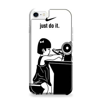 Nike Girl Just Do It iPhone 7 | iPhone 7 Plus Case