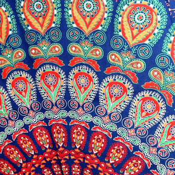 Twin Hippie Hippy tapestry  Wall Hanging , Bohemian Wall Hanging, Bedspread Beach Coverlet throw Decor Art