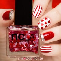 NCLA Heart Attack Nail Polish (Valentine's Day Collection)