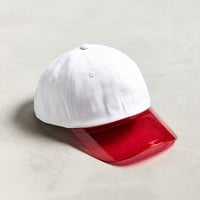 Clear Brim Dad Hat | Urban Outfitters
