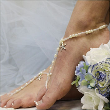ANCHOR AMOUR Barefoot sandals
