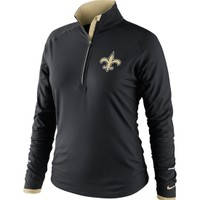 Nike Women's New Orleans Saints Conversion Black Long Sleeve Performance Shirt - Dick's Sporting Goods
