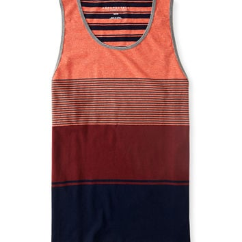 Variegated Stripe Tank
