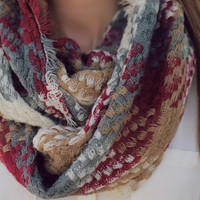 Meet Me in Montana Infinity Scarf